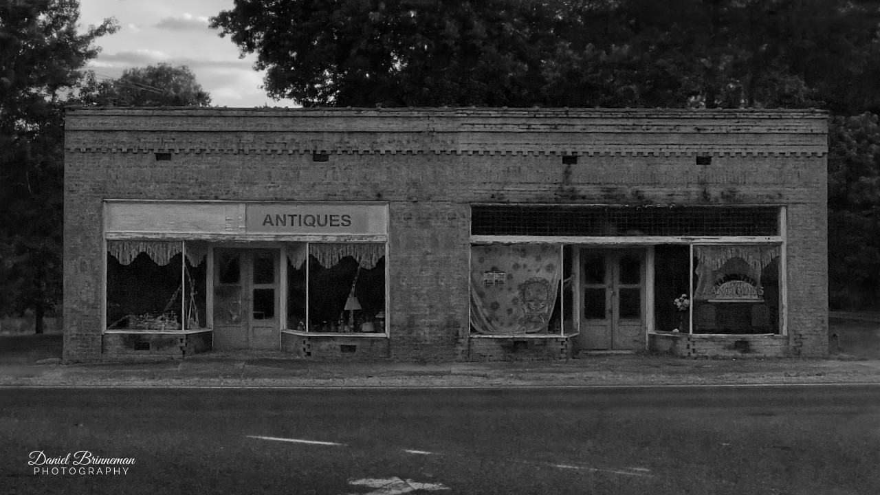 Second George Sibley Tyson Store